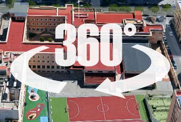 Vista virual 360º Colegio Esclavas Cádiz