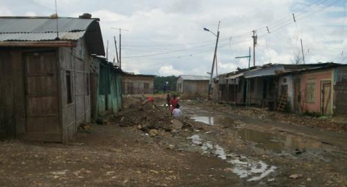 Projecto de Colegio Las Esclavas Cádiz en Ecuador
