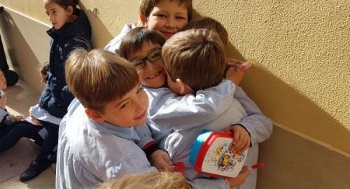 Semana de la amistad 2018 Colegio Esclavas SCJ Cádiz