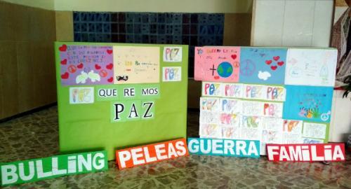 Día escolar de la paz y la no violencia (Esclavas SCJ Cádiz)